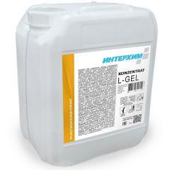 Konzentrat L - Gel  Гель-концентрат универсального средства очистки с активным хлором, 5 л.