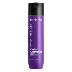 Шампунь Total Results Color Obsessed для окрашенных волос, 300 мл, Matrix, с антиоксидантами, сохраняет яркость цвета