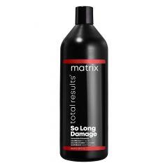 Кондиционер Total Results So Long Damage для повреждённых волос 1000 мл, Matrix, с керамидами, восстановление и укрепление, снижение ломкости волос