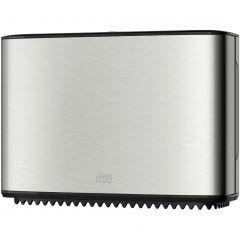 460006-60 Диспенсер д/туал. бумаги в мини рулонах, металл (2 рул.), Т2