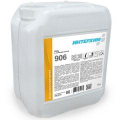 906 Универсальный чистящий гель с активным хлором 5 л